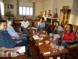 「ラジオミライ」制作会議参加支援