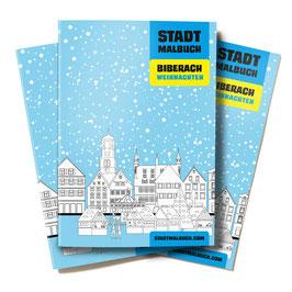 "Stadtmalbuch ""Biberacher Weihnachten"""