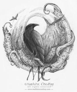Les Enfants de la Lune - Corbeau