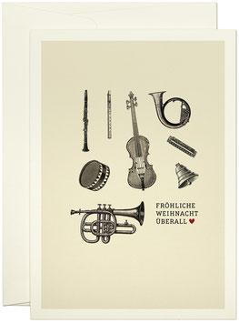 Überall Musik