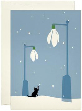 Schneeglöckchenlaterne