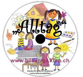 """""""Alltag"""" Bilder-CD"""