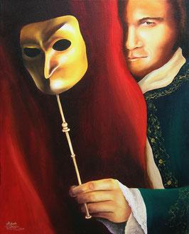 Ich lege meine Masken ab