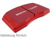 RedStuff Bremsbeläge R50  R52  R53 (hinten) DP31389C / DP31701C