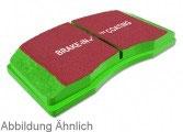 EBC GreenStuff Bremsbeläge (hinten) MINI R55 Clubman inkl. JCW