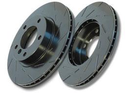 EBC Black Dash-Disc Bremsscheiben (vorne) MINI R55 Clubman