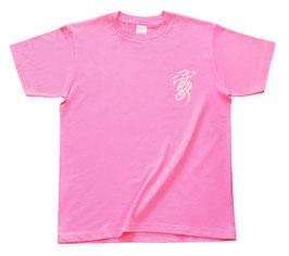 【087】 オリジナルTシャツ(ピンク)