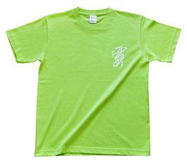 【086】 オリジナルTシャツ(ライトグリーン)