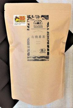 有機番茶リーフ(100g)