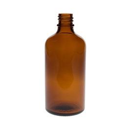 100ml - Tropfflasche - Braunglas