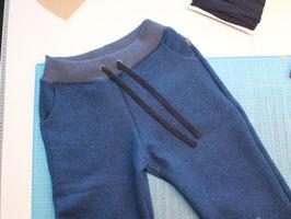 Walkhose HERREN blau