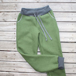 Walkhose Damen grün