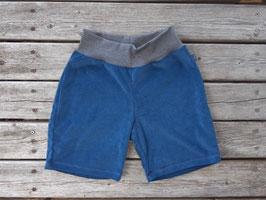 Frotteeshorts jeansblau oder viele Farben