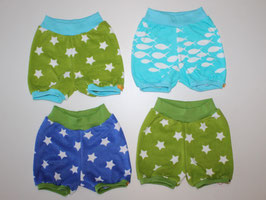 Frotteeshorts 1-3 Jahre