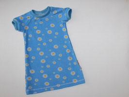 Frotteenachthemd/Sommerkleid  Prilblumen hellblau