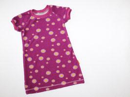 Frotteenachthemd/Sommerkleid  Prilblumen lila
