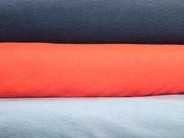 leichter Baumwollstrickstoff in 3 Farben