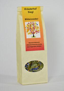 Blütenzauber Tee, 20g, Kräuterhof Siegl