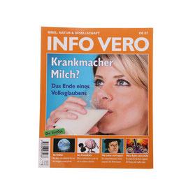 """Info Vero """"Krankmacher Milch?"""""""
