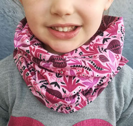 Snood tour de cou simple léger enfant sur mesure by Fannygloo