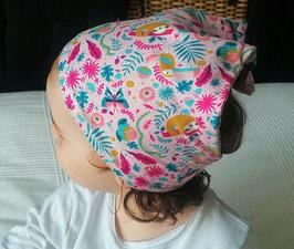 Foulard de tête bébé & enfant (fichu, bandana, headband) by Fannygloo