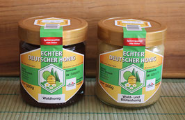 Vogelsberger Wald-Honigvarianten