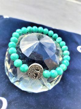 bracelet amazonite de russie