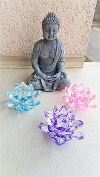 fleur de lotus crystal
