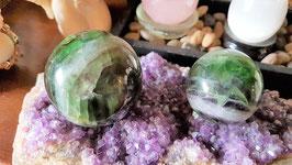 sphere fluorite