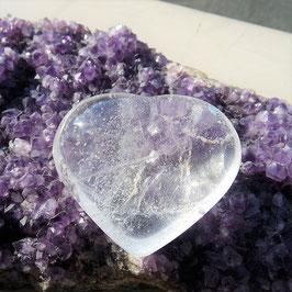 coeur crystal de roche