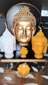 bougie bouddha arbre
