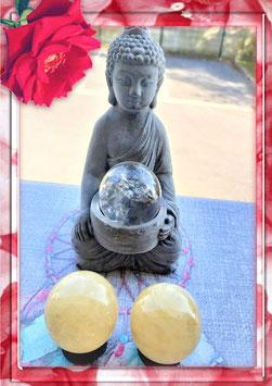 sphere calcite 4 cm