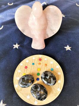 merlinite pierre roulée