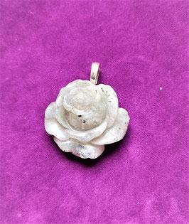 pendentif rose labradorite