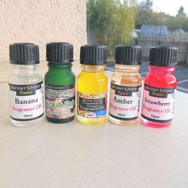 huiles parfumees