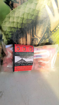 pierre volcanique fraise