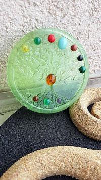 arbre de vie energetique resine crystal