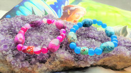 bracelet agate jade