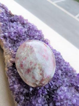 quartz tourmaline rubellite