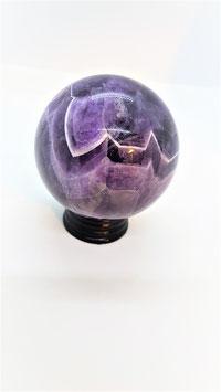 sphere amethyste chevron