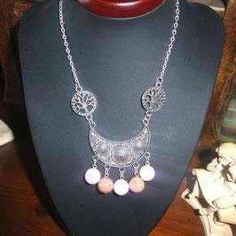collier lune perle jade mashan