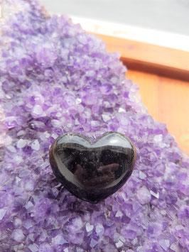 coeur obsidienne noire