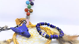 collections loup sculter lapis lazuli