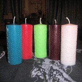 pilier etoile couleur uni