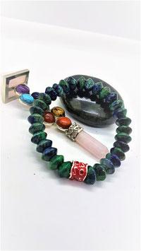 perle abacus azurite
