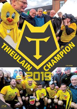 "Magazine ""Thieulain champion 2019"""