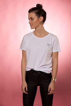 THIRTY-THR33    ::   T-SHIRT    WHITE    (WOMEN)