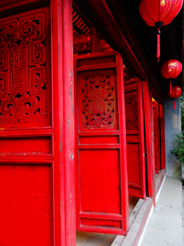Hanoi Red Door