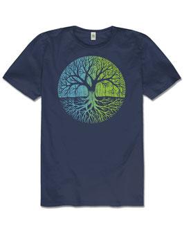 Soul Flower Men T-Shirt SFM-807.22