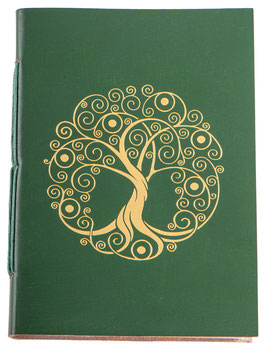Schreibbuch Lebensbaum ZW-721